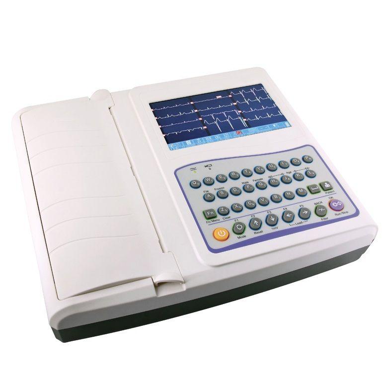 ECG-R3312B 12道心电图机